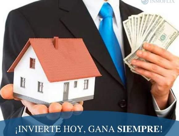 Inversión inmobiliaria rentable y segura