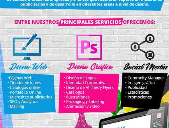 ¡Vecdesing! Diseño Publicitario, Gráfico y Web