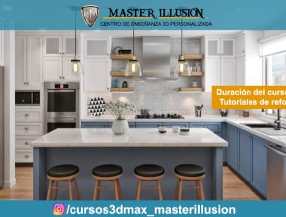 CURSO 3DSMAX 2020 y VRAY NEXT para Arquitectura