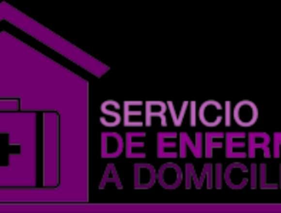 servicio de cuidados de enfermeria a domicilio