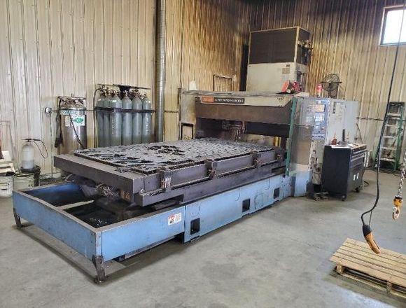LASER CNC MAZAK SUPER TURBO-X510 MKII AÑO 2003
