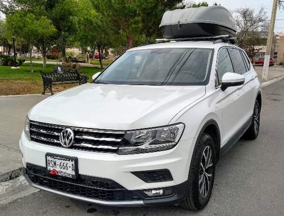 Volkswagen Tiguan Comfortline 1.4 AT, 2018