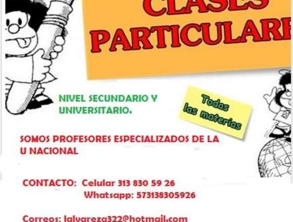 CLASES Y REALIZAMOS TALLERES A BAJOS COSTOS
