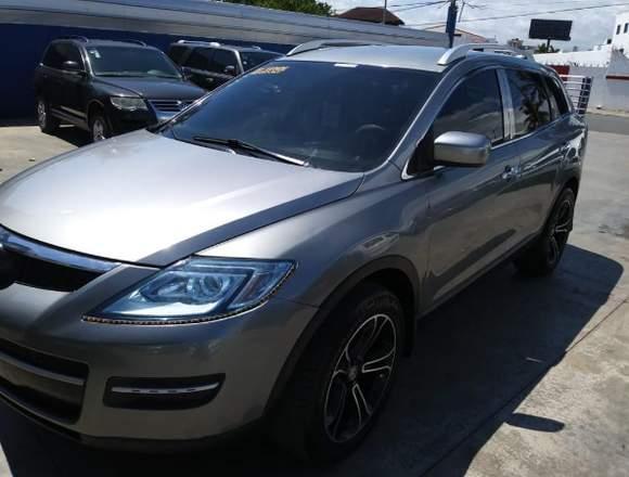 SE VENDE DE OPORTUNIDAD JEEPETA MAZDA CX9-XL