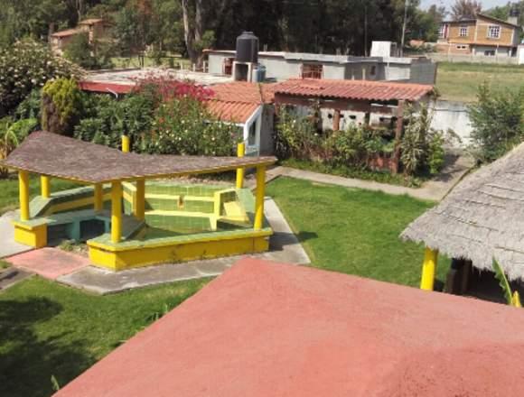 Quinta en carretera tenancingo zumpanhuacan