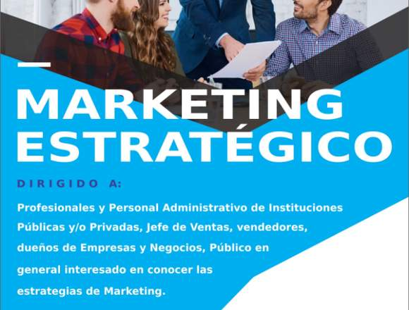 CURSO DE MARKETING ESTRATÉGICO