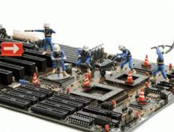 Tecnico en Reparacion y Mantenimiento de PC