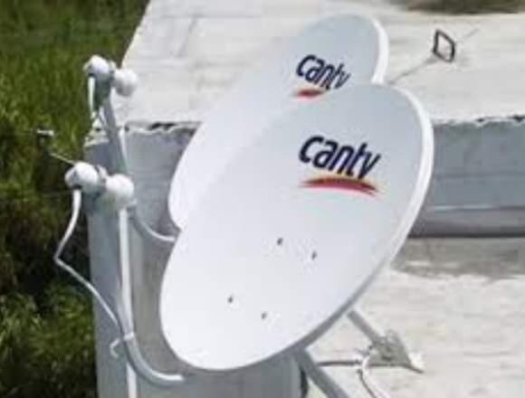 Instalaciòn de Antenas Satelitales Directv