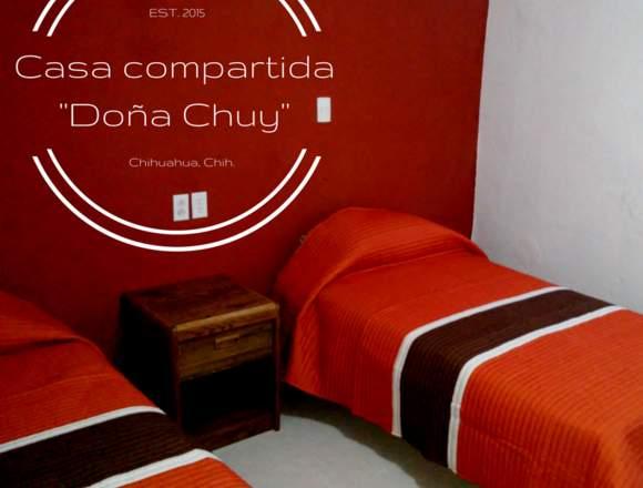 Hospedaje Económico en Chihuahua Capital