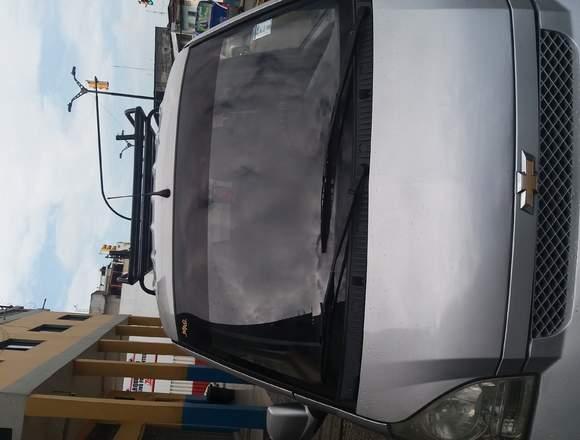 Vendo Chevrolet N300 año 2015 Inf 0995782803