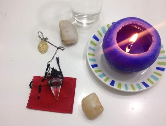 Lectura De Péndulo Y Limpieza De Energías Negativa