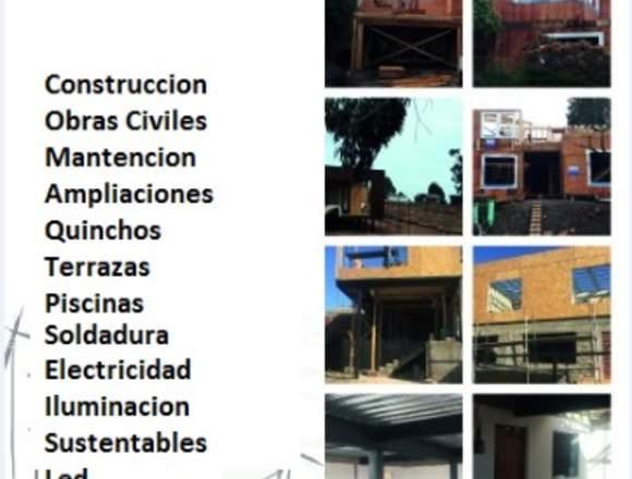 Construcción y mantencion