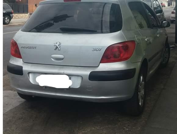 Vendo Peugeot 307 mecánico