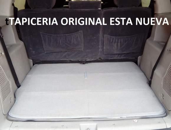 Vendo Flamante Chevrolet Zafira Solo Dueo Anuto Clasificados