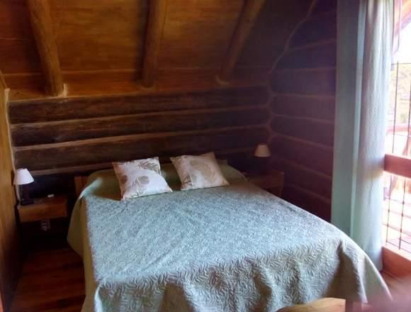 La paloma  alquilo preciosa cabaña para 5 personas