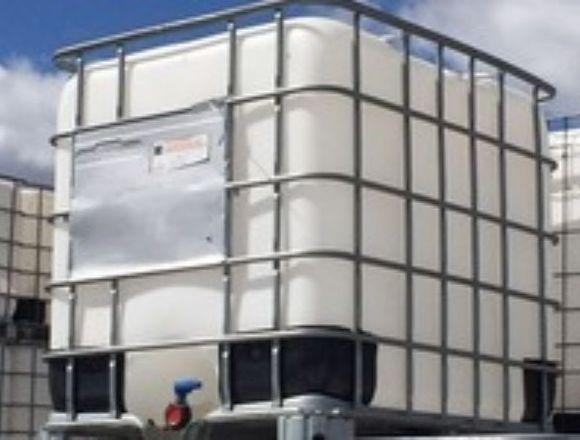 Tanques de 1000 litros