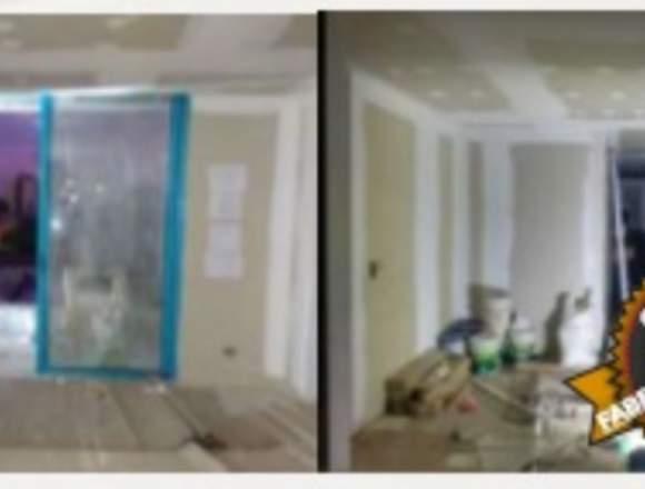 Construcción y acabados