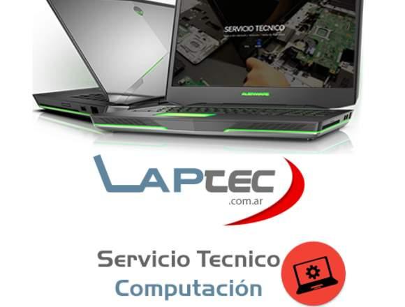 Servicio Tecnico Reparación Notebooks Netbooks PC