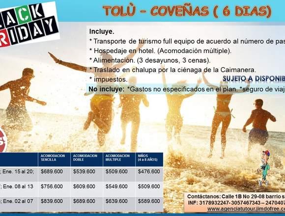 TOLU-COVEÑAS