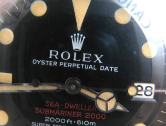 Reloj Rolex Seadwelle