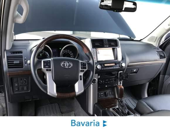Toyota Land Cruiser Aut, Jahr 2012, 158.742 km