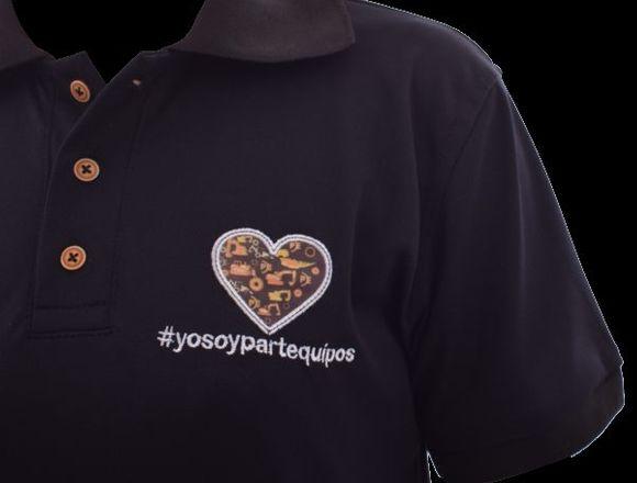 Camisetas Tipo Polo Dotaciones