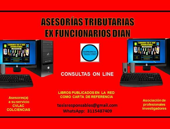 ASESORÍAS TRIBUTARIAS
