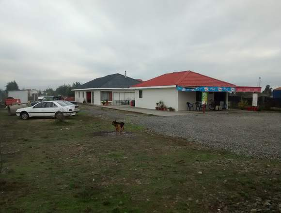 Se vende casa en parcela Chillán