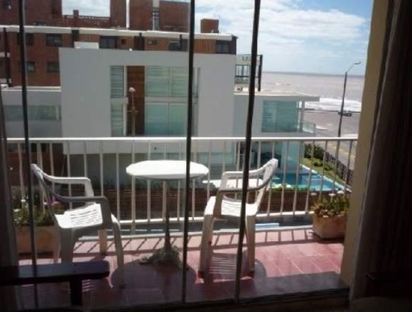 Punta del Este,2 amb c vista,balcón y gge,frte mar
