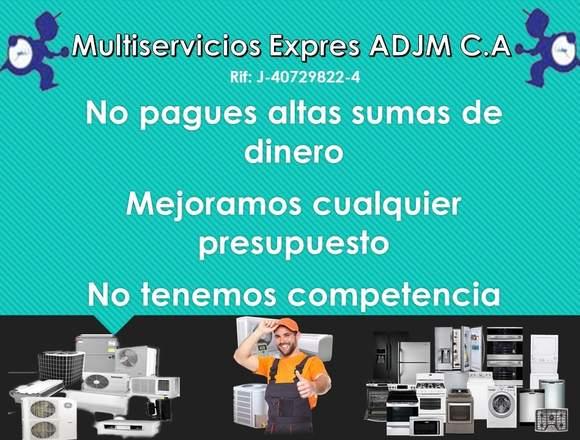 Servicio Técnico de Lavadora Secadora LG Y SAMSUNG