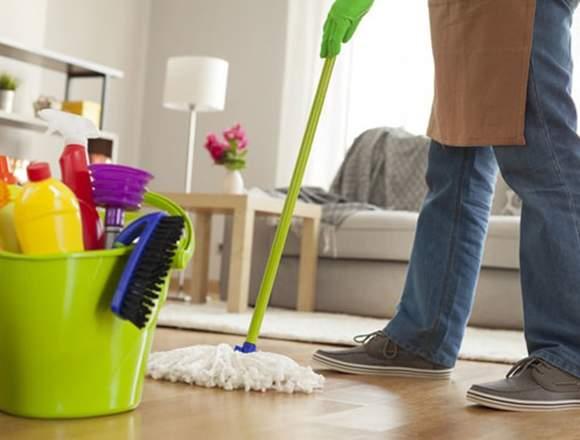 Limpio casas, apartamento, suits, departamentos