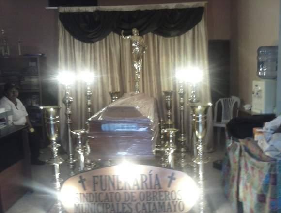 Funerarias Altamirano