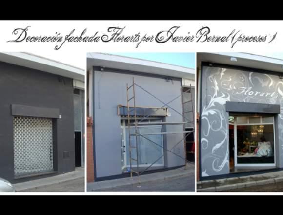 Expertos en mantenimientos y fachadas