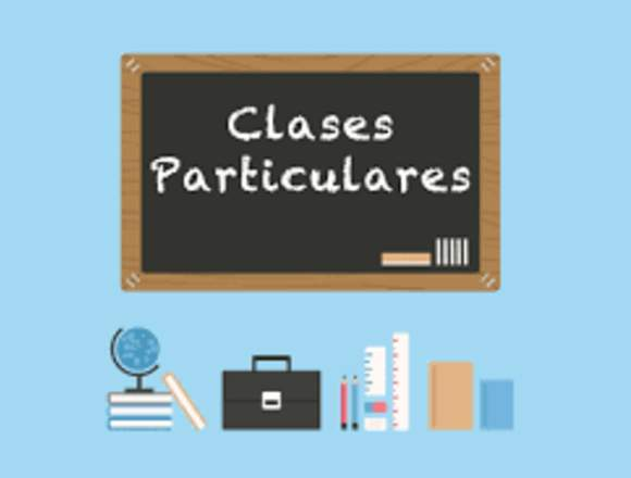 CLASES DE REFUERZO EN COMUNICACIÓN