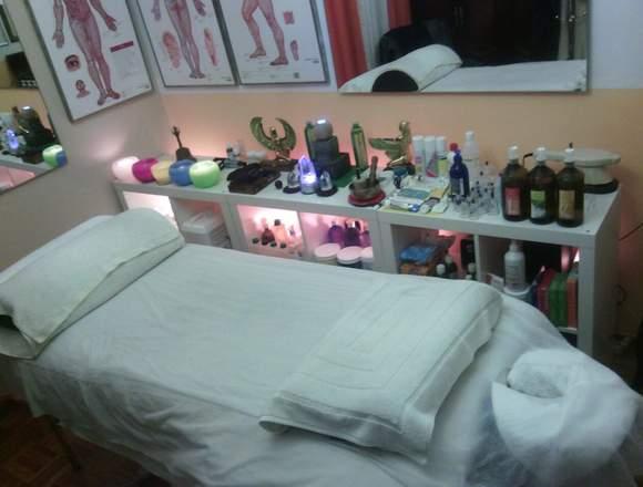 Masajes para Chicos en Alicante