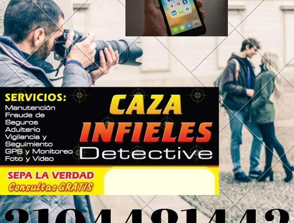 Agencia detectives privados caza infieles