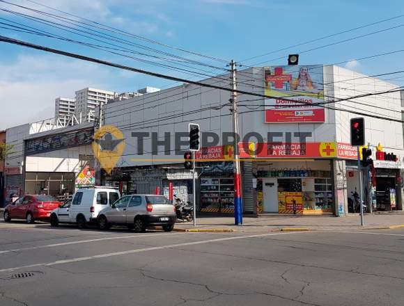 En arriendo local comercial en San Diego, Santiago