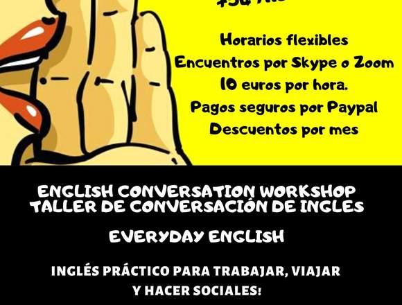 Taller de Conversacion en Ingles