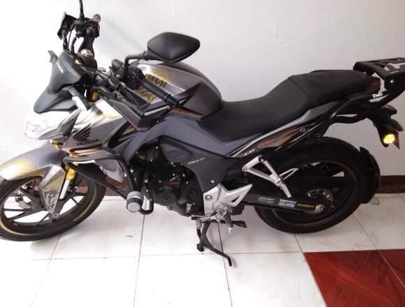MOTO APACHE 200 EN PERFECTAS CONDICIONES