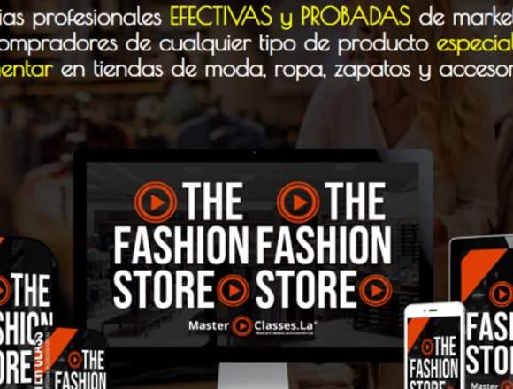 The Fashion Store. Marketing Digital