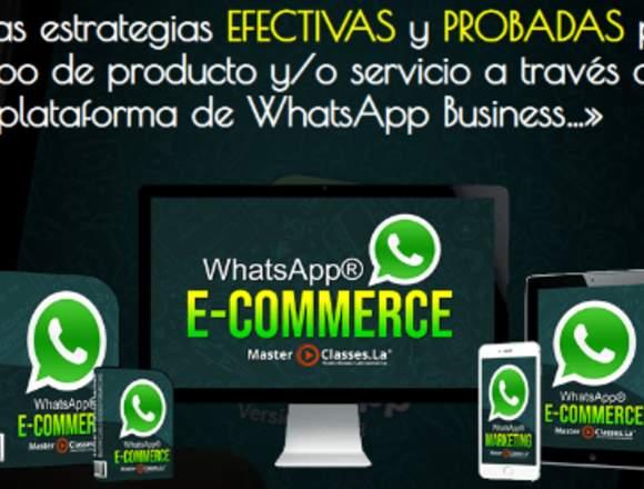WhatsApp -commerce Business. Marketing