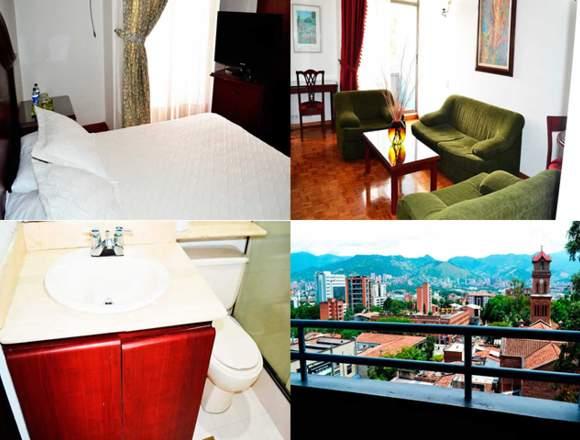 Alquiler Apartamentos Amoblados Medellín Cód.3072