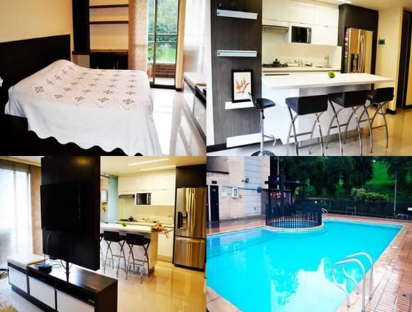 Alquiler Apartamentos Amoblados Medellín Cód.3048
