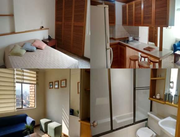 Alquiler Apartamentos Amoblados Código 3164