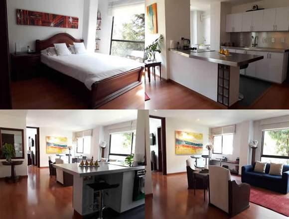 Alquiler Apartamentos Amoblados Código 3319