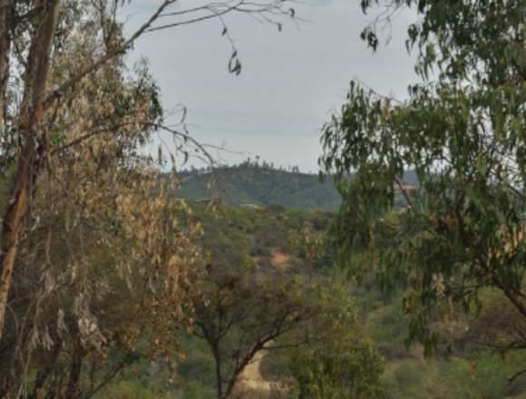 Parcela en condominio vistas del valle