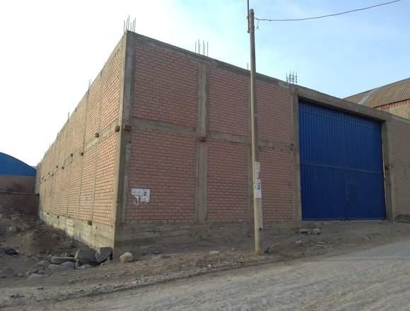 Local Industrial · 1200 m2 ZAPALLAL PUENTE PIEDRA