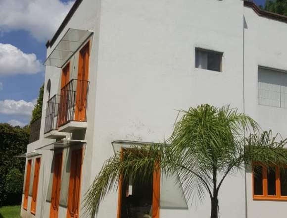 Hermosa casa en Cholula, amplia, acogedora.