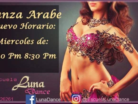 Clases de Danza Arabe , danza del vientre