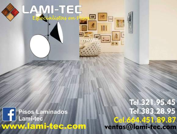 LAMI-TEC ESPECIALISTAS EN PISOS LAMINADOS...